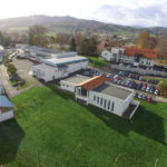 Vue aérienne du Lycée Errecart