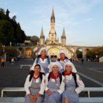 Pèlerinage à Lourdes de l'HBB (Hospitalité Basco-Béarnaise)